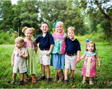 Mandeville Family Photographer