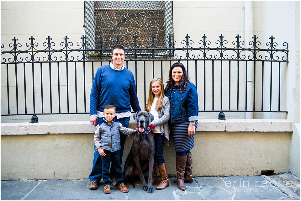 Walker Family | New Orleans Lifestyle Photographer