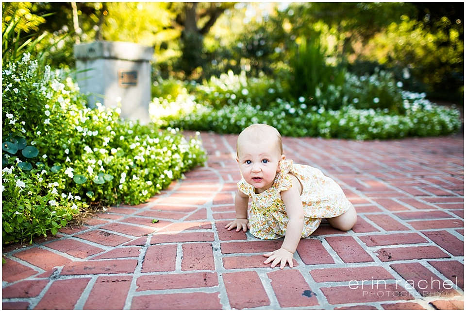 family photographer botanical gardens