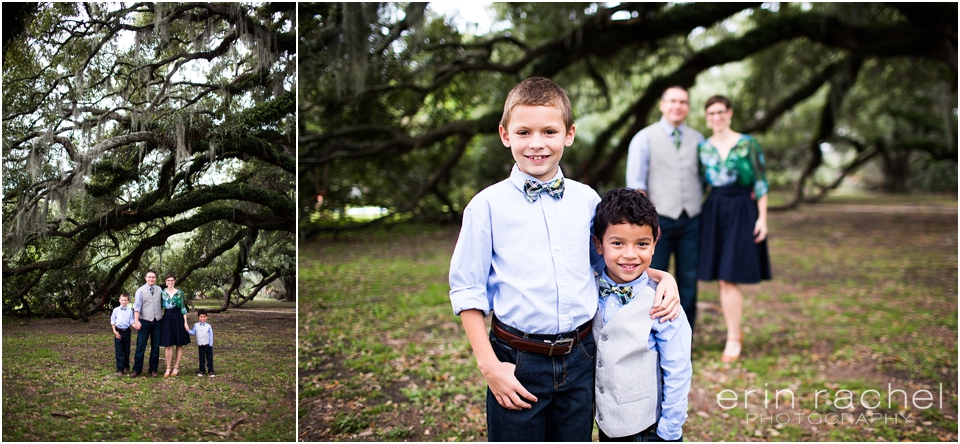New Orleans Family photos