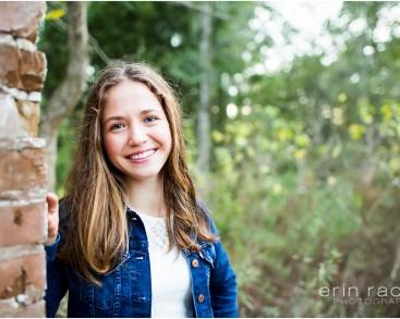senior high school photographer