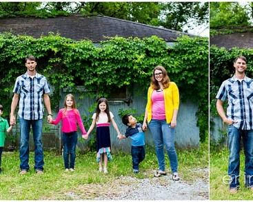 Slidell Family Photography