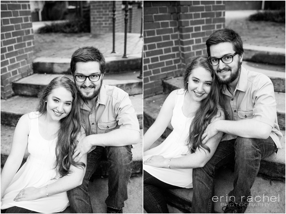 hattiesburg engagement photographer